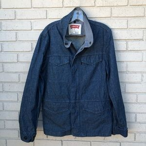 NWOT Levi's Denim Jacket - Men's Medium
